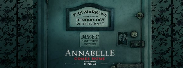 Annabelle Comes Home Film