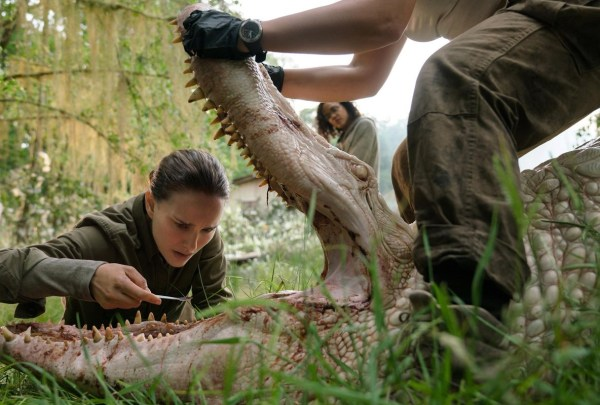 Annihilation Movie - Natalie Portman