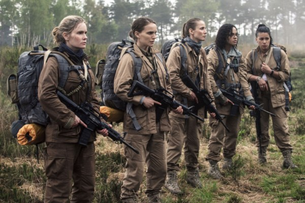 Annihilation Film 2018