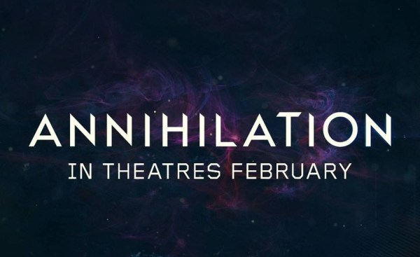 Annihilation Movie