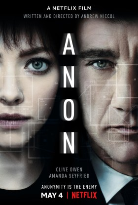 Anon US Poster