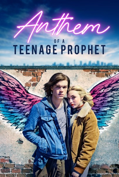 Anthem Of A Teenage Prophet Movie Poster
