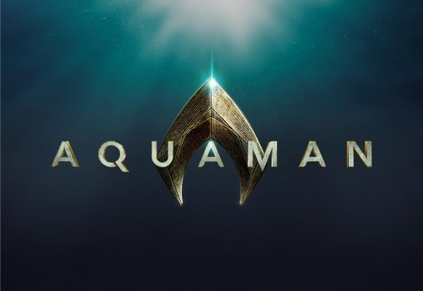 Aquaman Movie Logo