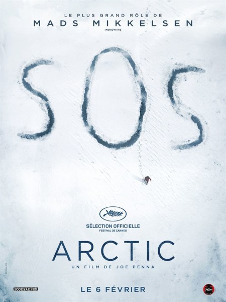 Arctic Movie Poster