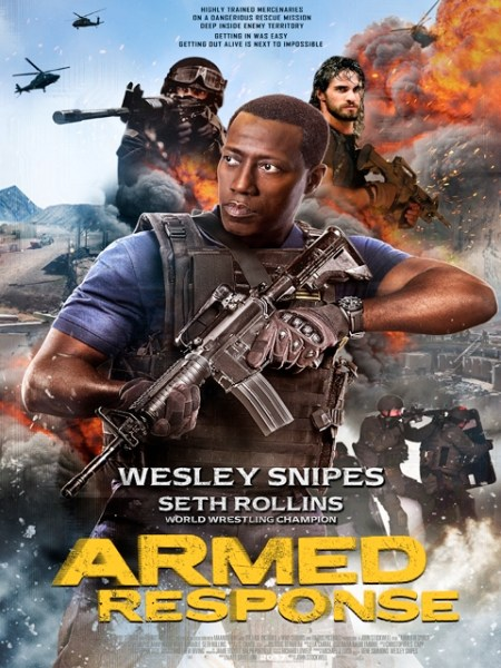 Armed Response New Poster