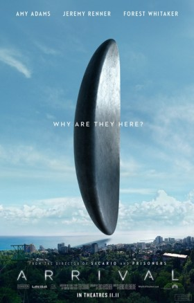 Arrival Movie Poster (10)
