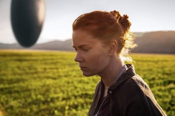 Arrival movie - Amy Adams