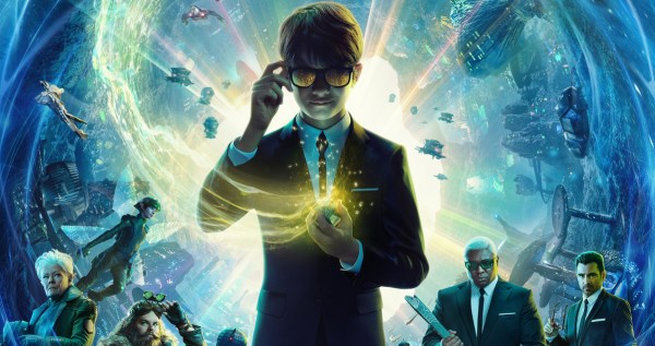Artemis Fowl Movie 2020