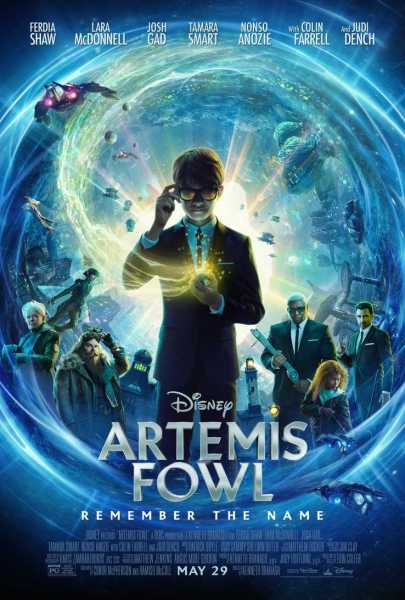 Artemis Fowl New Film Poster