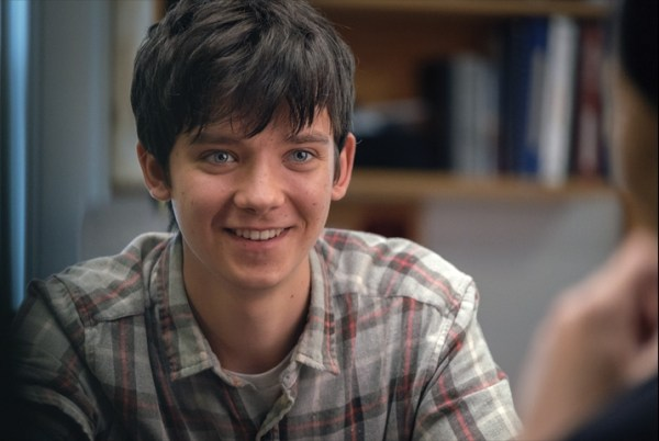 Asa Butterfield - Departures Film
