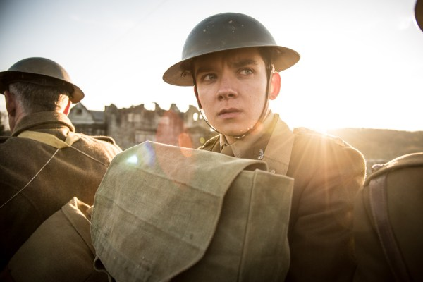 Journey's End - Asa Butterfield