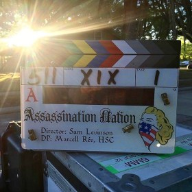 Assassination Nation - Film Clapperboard
