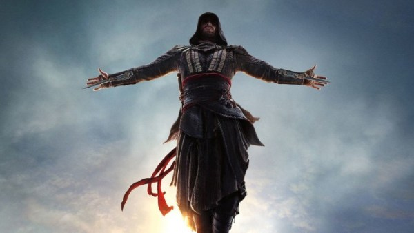 Assassins Creed Live Action Movie December 2016