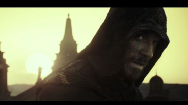 Assassin's Creed - Michael Fassbender - Movie 2016