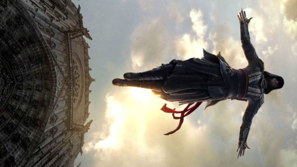 Assassin's Creed Movie 2016 - Michael Fassbender