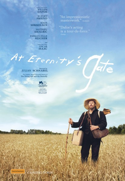 At Eternity's Gate Film Poster