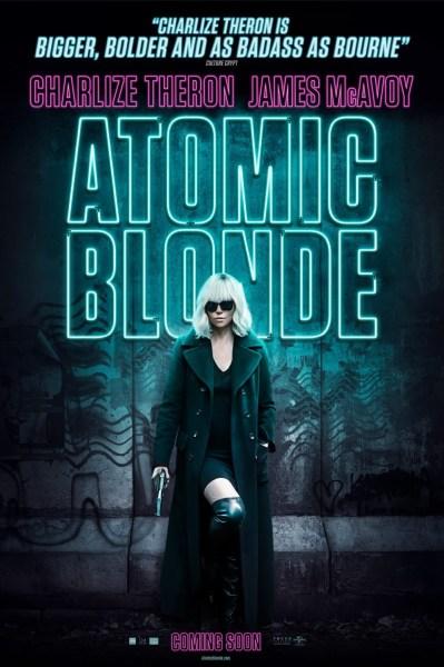 Atomic Blonde Coming Soon