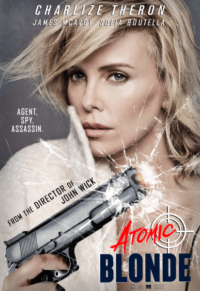 Atomic Blonde Philippines Movie Poster