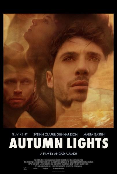 Autumn Lights movie poster