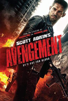 Avengement Teaser Poster