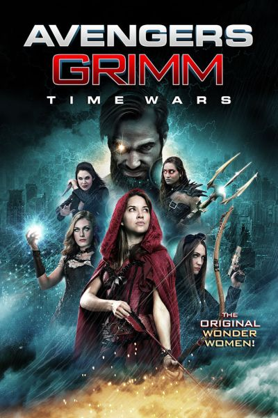 Avengers Grimm Time Wars New Poster