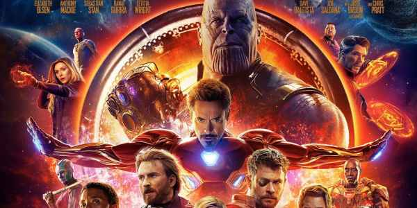 Avengers Infinity War Movie in April 2018 - Avengers 3
