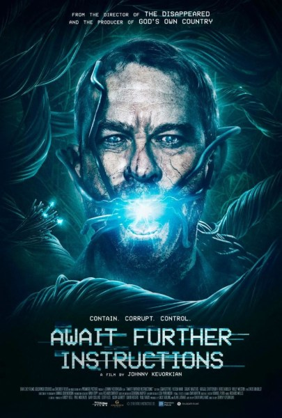 Await Further Instructions Movie Poster