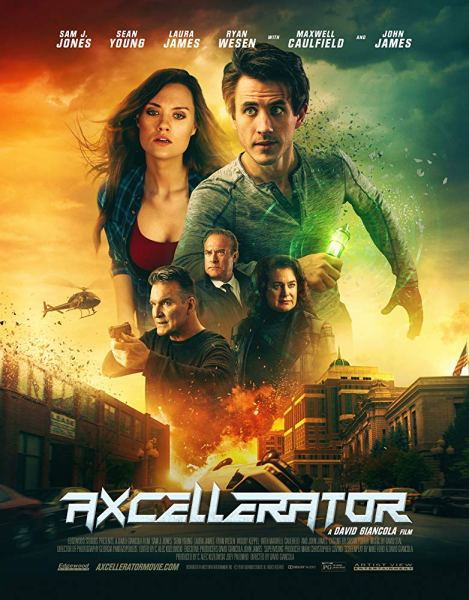 Axcellerator Movie Poster