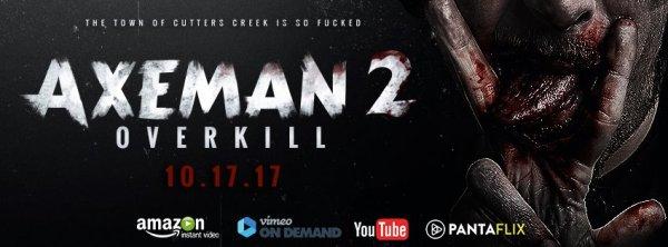 Axeman 2 Overkill