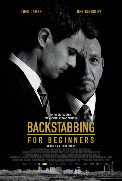Backstabbing For Beginners New Poster