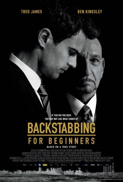 Backstabbing For Beginners New Poster