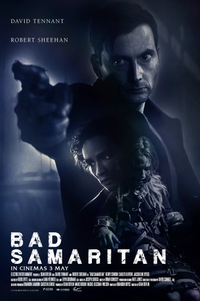 Bad Samaritan Movie Poster From Malaysia