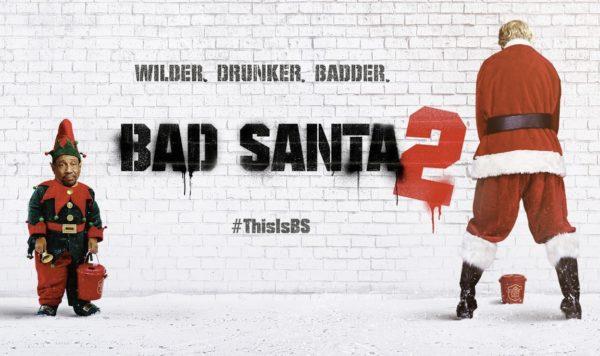 Bad Santa 2 Movie 2016