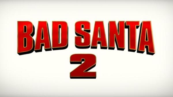 Bad Santa 2 movie in November 2016