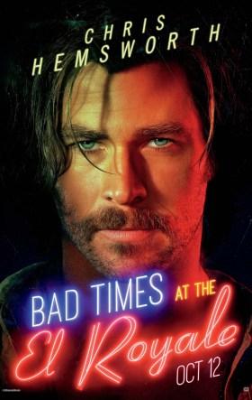 Bad Times At The El - Royale Chris Hemsworth
