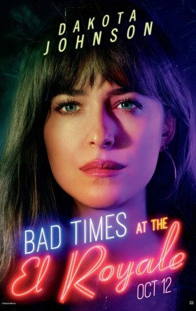 Bad Times At The El Royale - Dakota Johnson