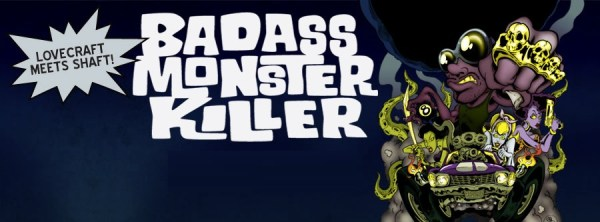 Badass Monster Killer Movie