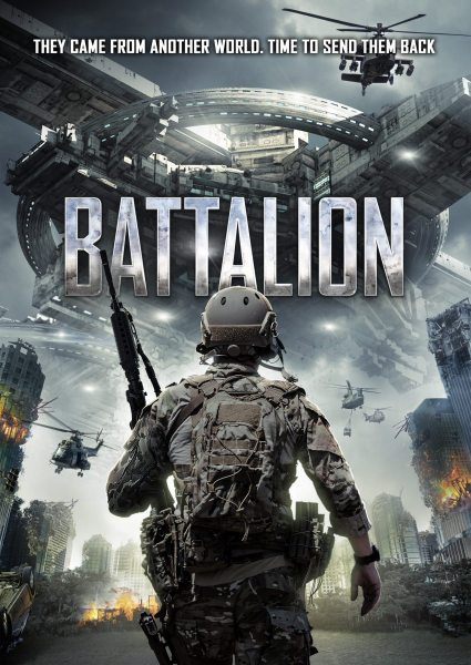 Batallion Movie Poster