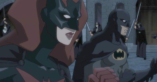 Batman Bad Blood - DC Universe Original