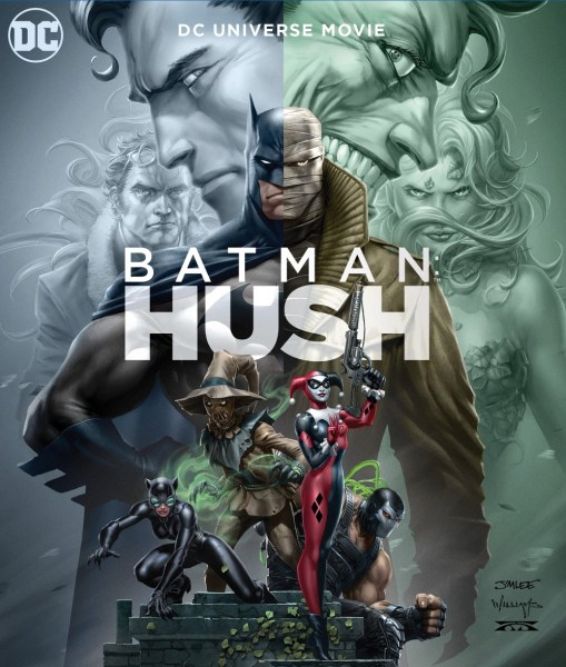 Batman Hush Movie Poster