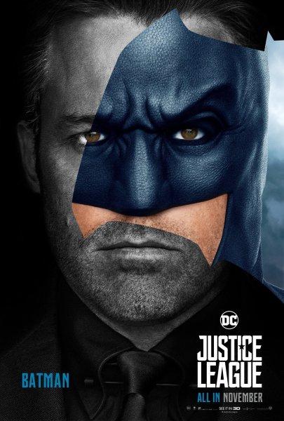 Batman -Justice League