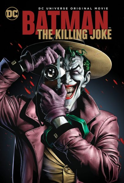 Batman The Killing Joke Movie Poster