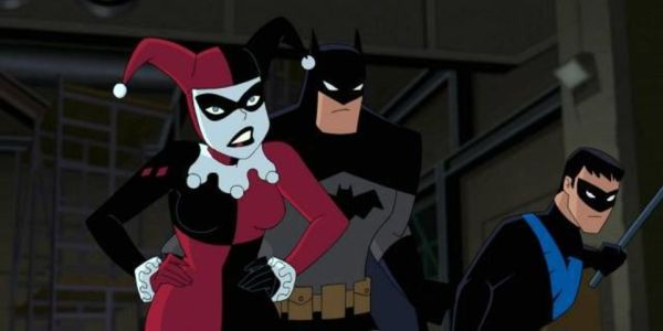 Batman And Harley Quinn 2017