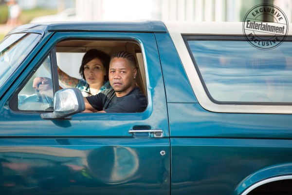 Bayou Caviar Movie - Famke Janssen And Cuba Gooding Jr.