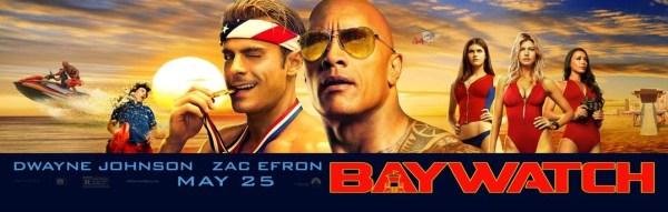 Baywatch Banner Poster