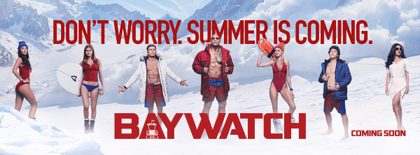 Baywatch Summer Is Coming
