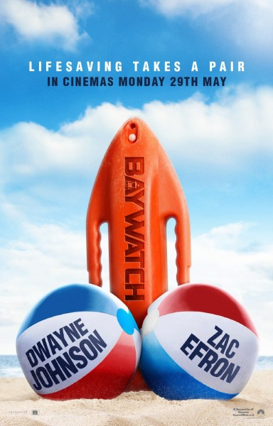 Baywatch funny poster