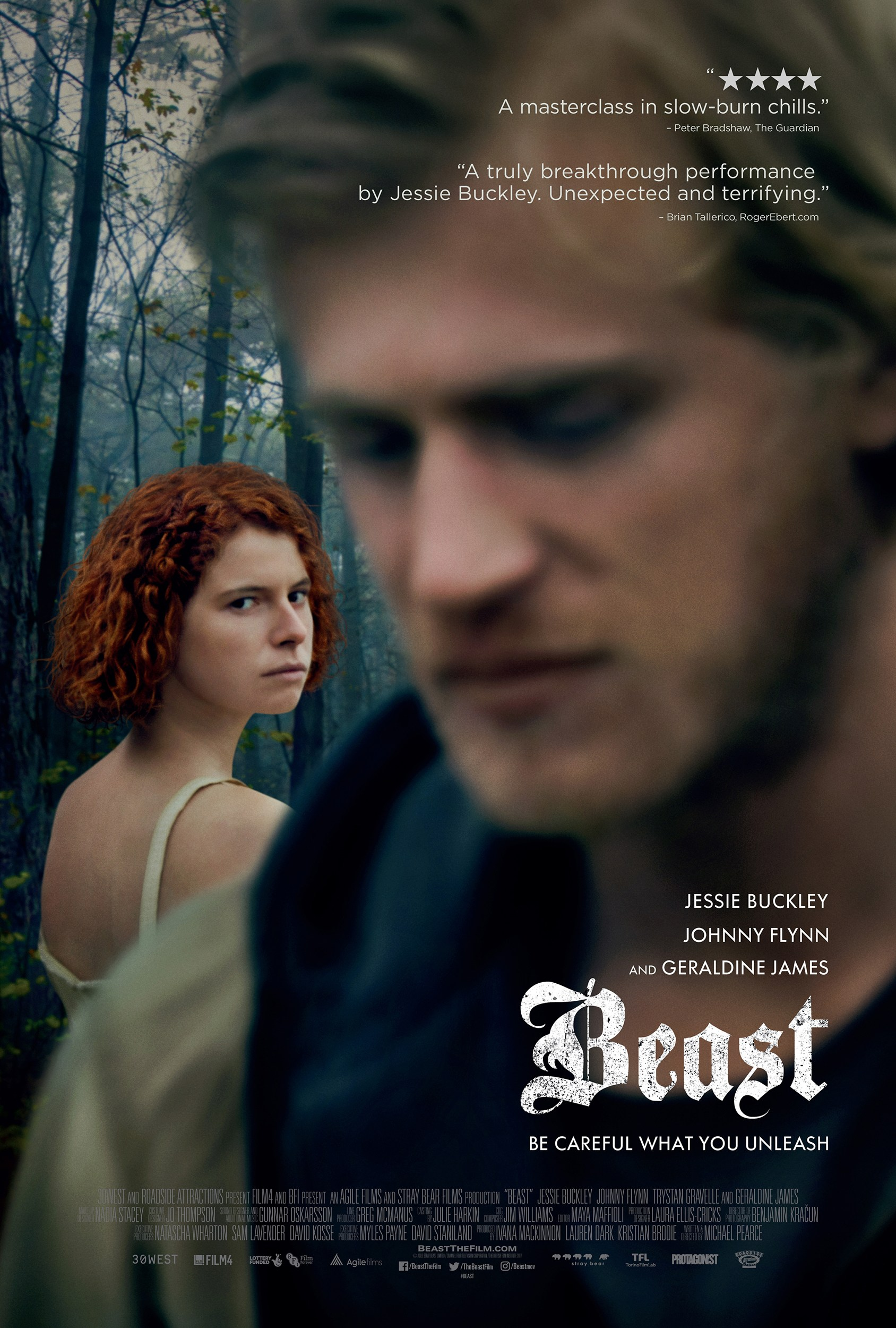 michael pearces beast teaser trailer