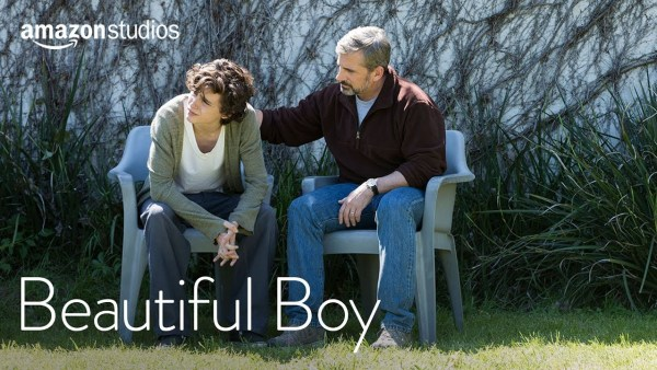 Beautiful Boy New Film Poster