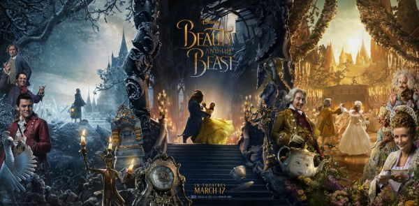 Beauty And The Beast Banner Poster